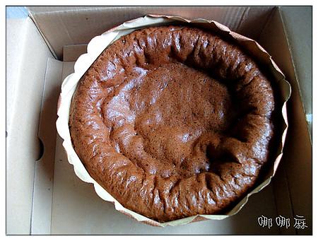 部落客,巧克力岩漿,山田村一,,巧克力半熟凹蛋糕