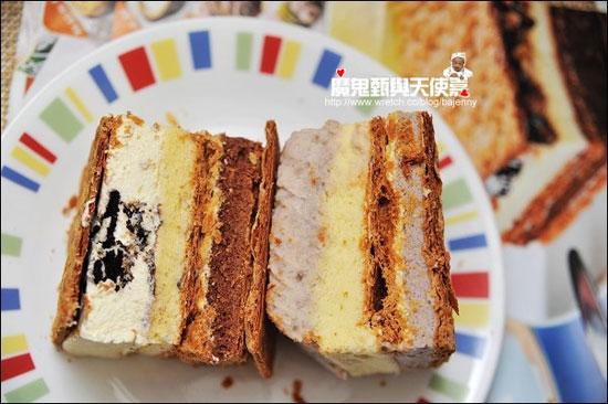 部落客,拿破崙先生-奧利奧提拉,鮮奶芋頭,卡比索-草莓脆餅粒冰淇淋蛋糕捲,Sweet Emily 法式甜品-生巧克力蛋糕,留乃堂-帕瑪森三部曲,帕瑪森切達蛋糕,帕瑪森典藏巧克力,帕瑪森布丁捲,啃食物-有機檸檬野莓蛋糕