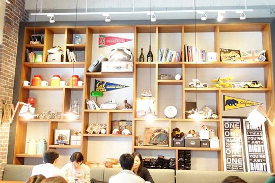 Campus cafe, 特色咖啡廳,部落客推薦,風格咖啡廳,咖啡美食推薦
