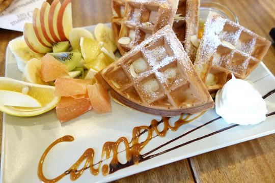 Campus cafe, 特色咖啡廳,部落客推薦,風格咖啡廳,鬆餅推薦