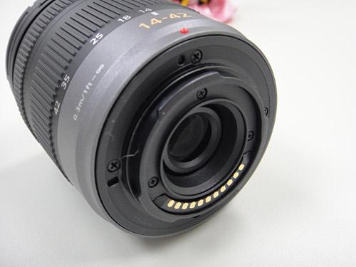 14-42mm/F3.5-5.6 變焦鏡的CPU熱點