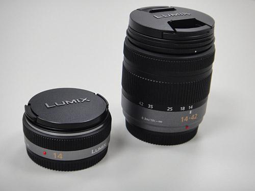 雙鏡組14mm跟14-42mm