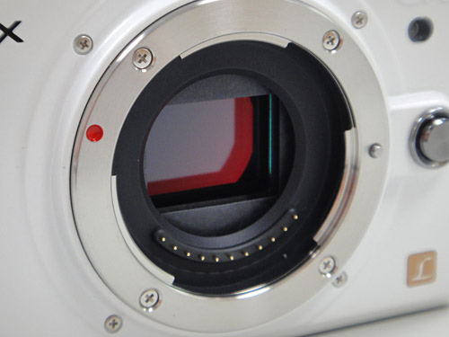 Live Mos CCD 感光元件