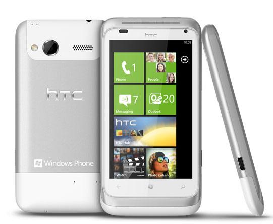 HTC Radar 雷達機