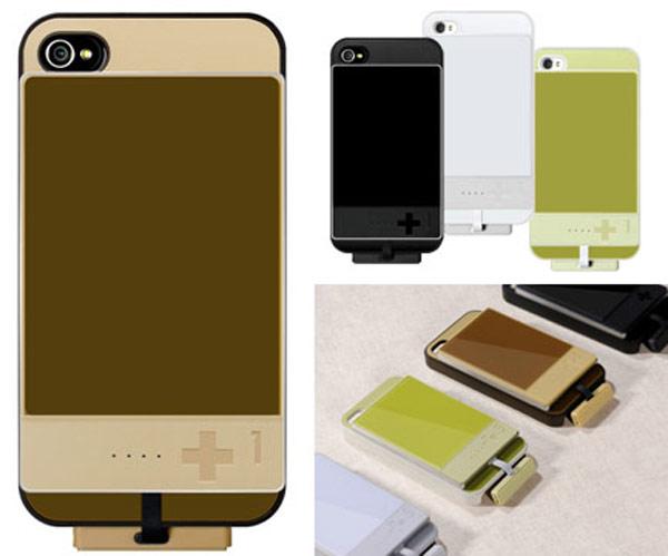 蘋果公司I phone產品認證的Refill+行動充電器,外觀簡約設計又輕薄