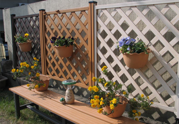 圍籬,屏風,盆栽,園藝