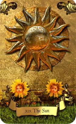 塔羅牌太陽,流年運勢,2013年運勢,2013整體運