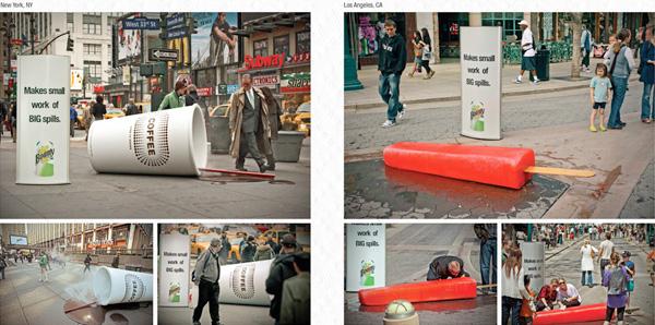 創意廣告,創意行銷,趣味廣告,創意宣傳,戶外廣告,