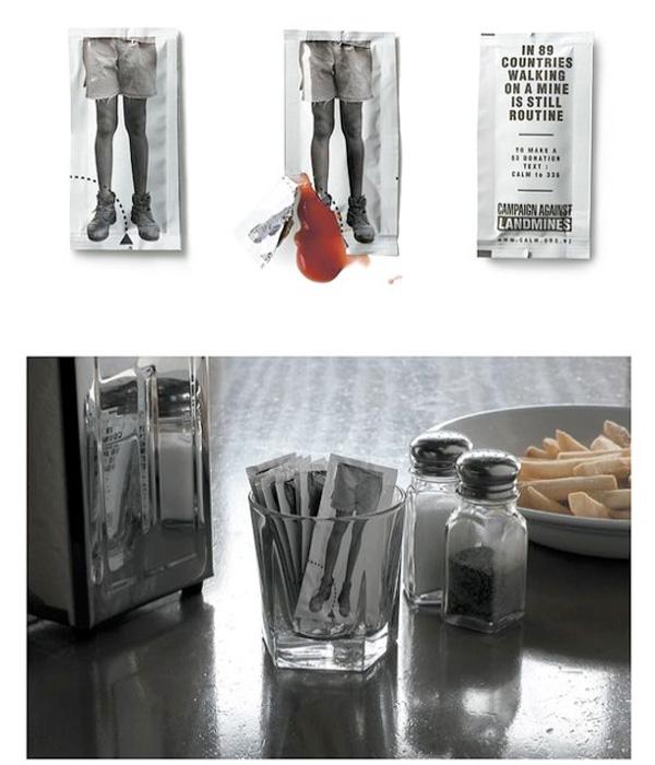 創意廣告,創意行銷,包裝廣告,創意宣傳,戶外廣告,