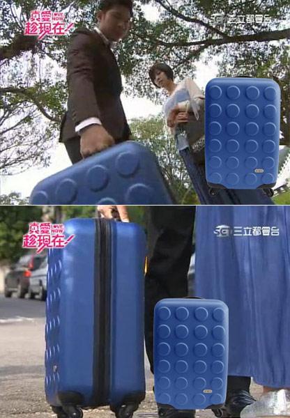 行李箱挑選,ABS硬軟殼行李箱,耐撞行李箱,耐磨行李箱,360度四輪設計,偶像劇行李箱,