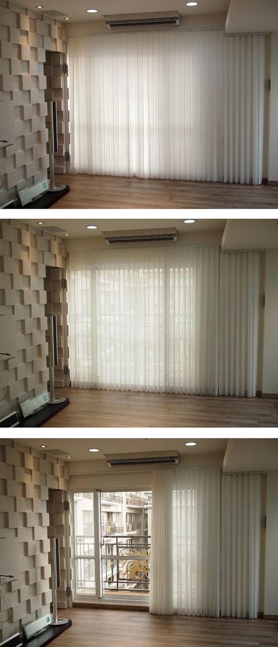 窗簾選擇,百頁窗,蜂巢簾,風琴簾,窗簾材質,落地窗,