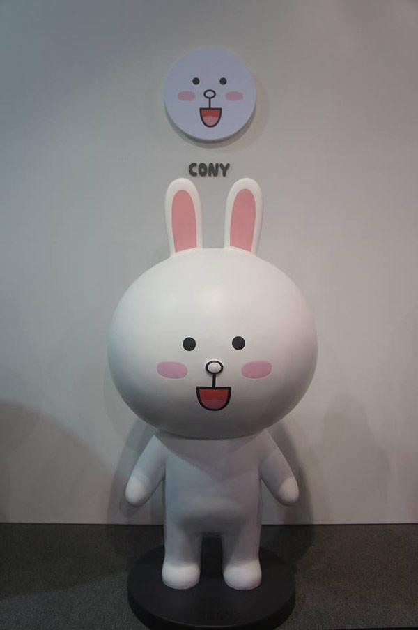 LINE FRIENDS互動特展,熊大,兔兔,饅頭人,詹姆士