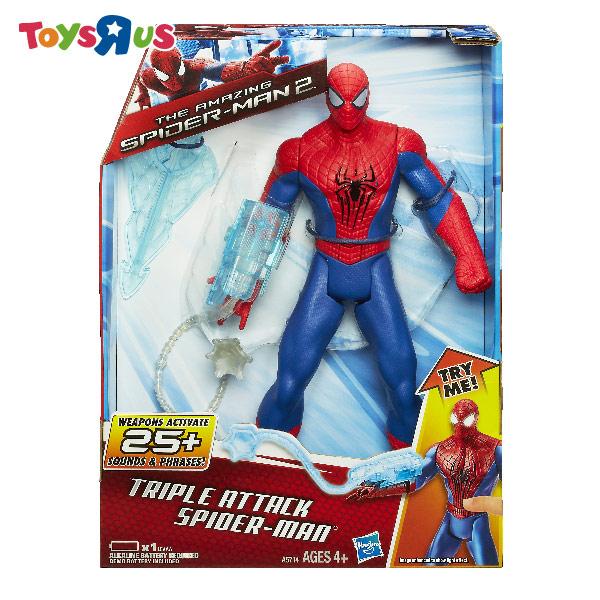 玩具反斗城 漫威蜘蛛人驚奇再起2-電光之戰: 豪華聲光面具組