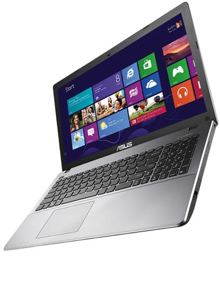 華碩X系列筆電搭載第四代Intel Core處理器
