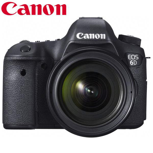▲Canon EOS 6D KIT (24-70mmIS)全片幅變焦單眼相機