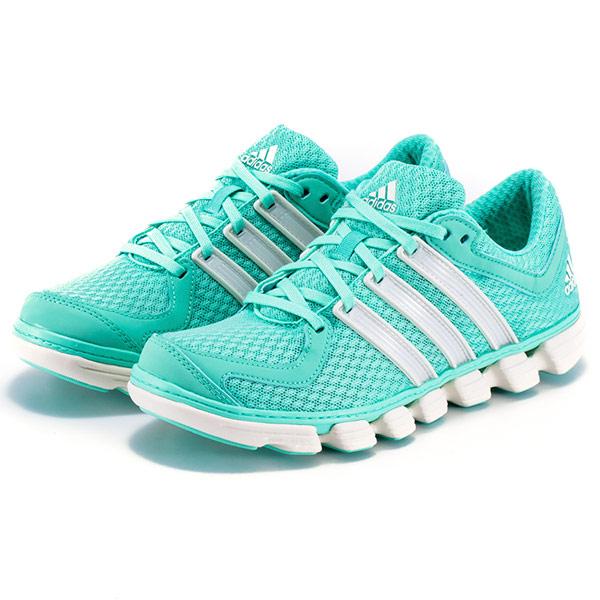 ▲【ADIDAS】LIQUID RS W-D66700- 女鞋 綠