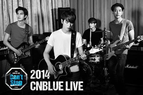 ▲「CNBLUE」將於7月底來台開唱。(圖/擷自CNBLUE臉書粉絲團)