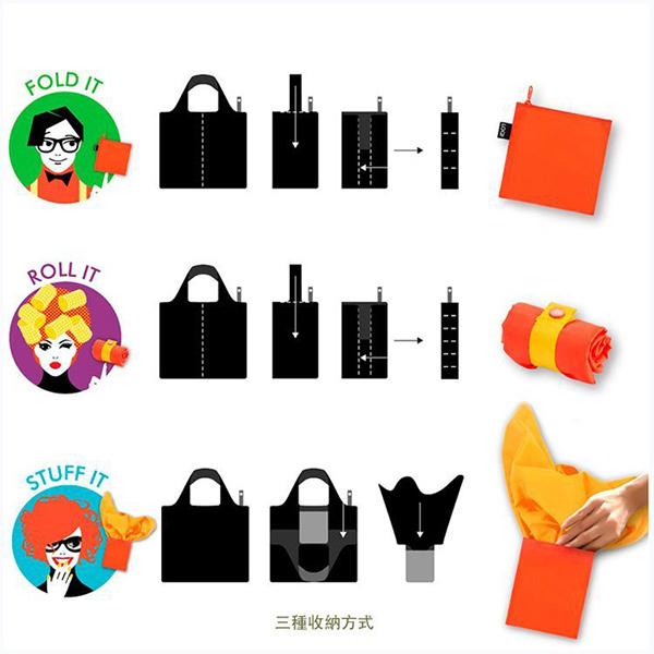 LOQI春捲包,時尚春捲包,好萊塢明星春捲包,LOQI品牌,環保春捲包