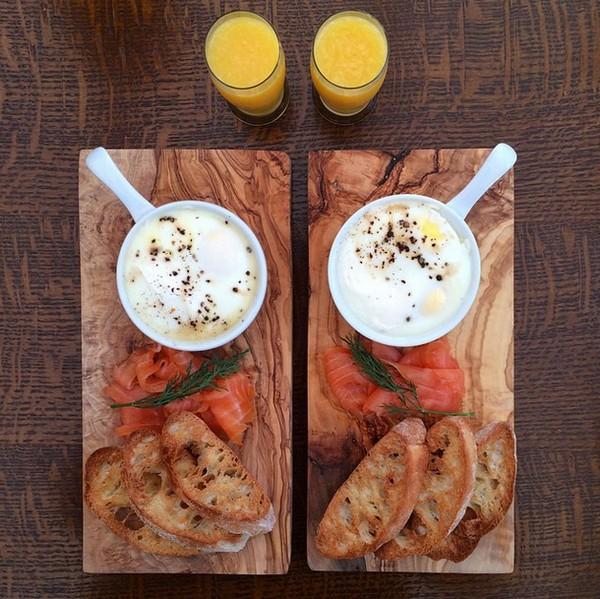 instagram早餐