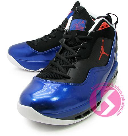 NIKE JORDAN MELO M8-Carmelo Anthony紐約尼克隊黑藍配色