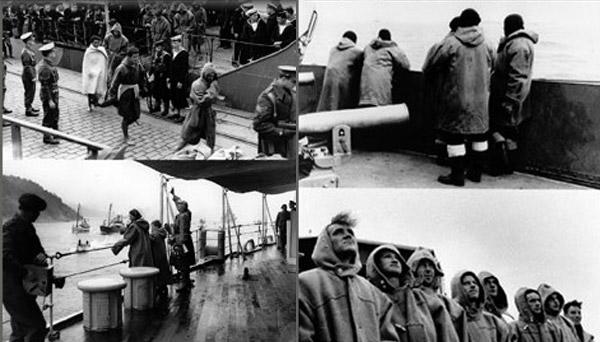 Duffle Coat 在戰時受到英國皇家海軍的喜愛