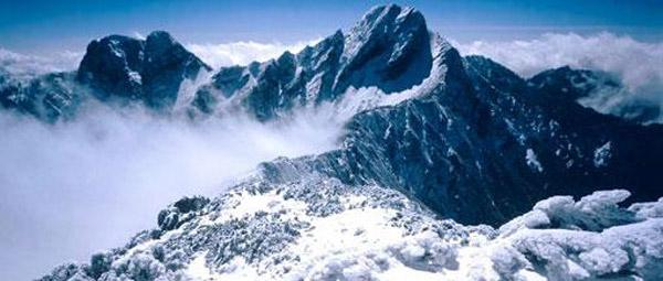 玉山入圍世界新七大奇景前28名,讓更多其他國家的人看到玉山的美