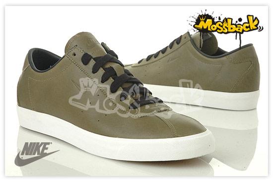 NIKE MATCH Classic QS 藤原浩限量款復古仿舊皮革球鞋