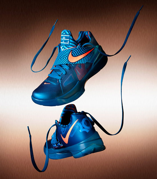 Nike Zoom KD IV-Year Of The Dragon