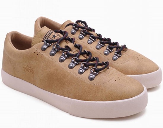 Converse Stussy ELM 限量聯名球鞋