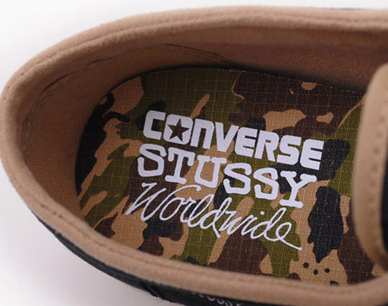 Converse Stussy Sea Star限量聯名球鞋