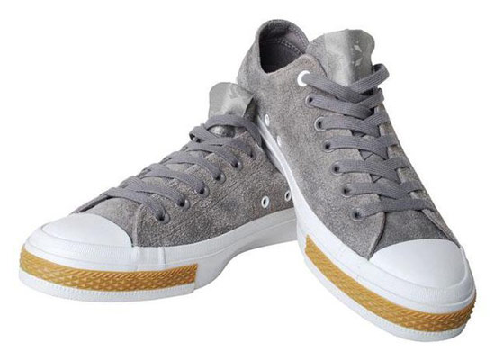Converse Chuck Taylor All Star Low x CLOT聯名 陳冠希著