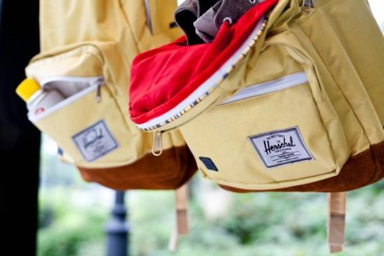 Herschel,outdoor背包,休閒包,CLOT,後背包,陳冠希