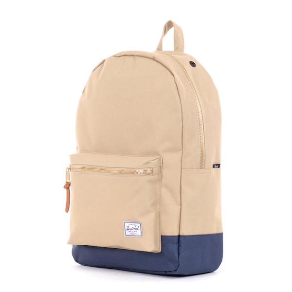Herschel,outdoor背包,休閒包,米色,後背包