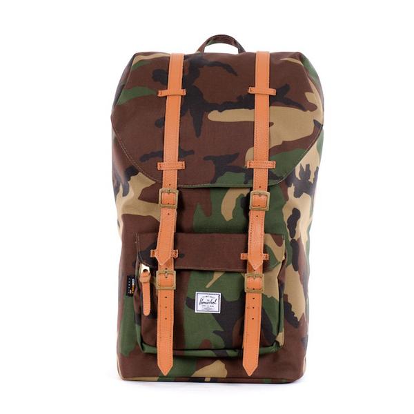 Herschel,outdoor背包,休閒包,潮牌,迷彩後背包