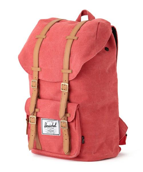 Herschel,outdoor背包,休閒包,潮牌,赭紅,後背包
