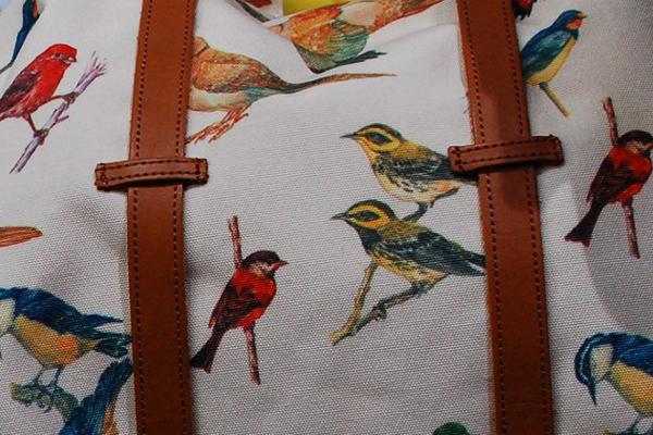 Herschel,outdoor背包,休閒包,潮牌,後背包,bird print