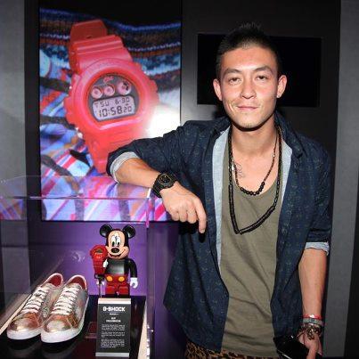 Casio,G-Shock,手錶,限量,潮流品牌,30週年,陳冠希