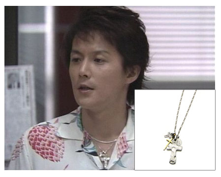 chrome hearts,克羅心,beyond cool,銀飾,福山雅治,amp japan