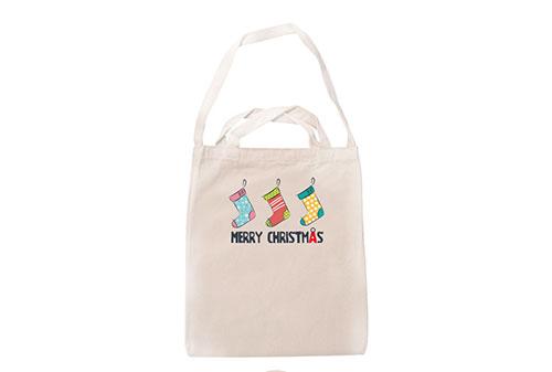 聖誕特輯 文創帆布提袋 Christmas Stockings
