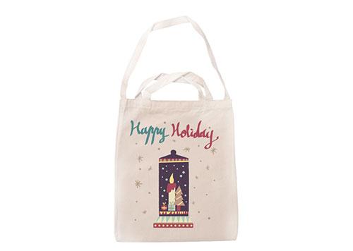聖誕特輯 文創帆布提袋 Debby -聖誕氛圍