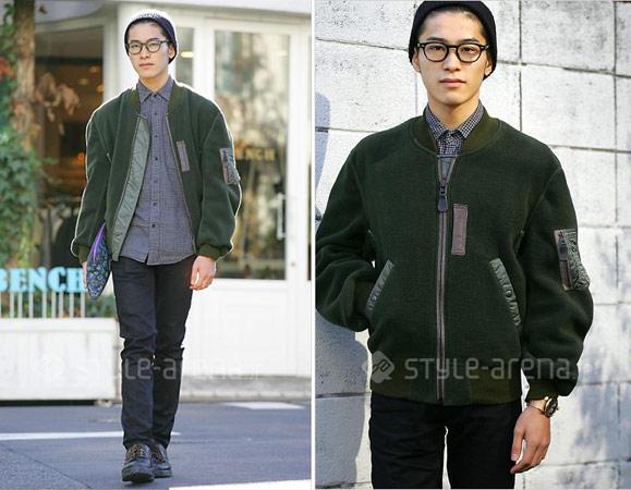 軍裝外套,軍綠色,空軍外套,軍裝風格外套,軍裝風搭配,Bomber jacket