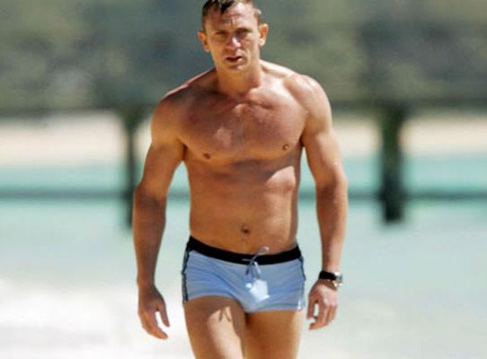 時尚品牌泳褲,H&M泳裝,2013春夏款泳褲,低腰泳褲,海灘褲