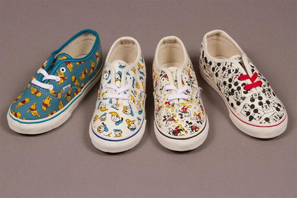 Disney x Vans Vault 2013 Fall OG Classics Collection,迪士尼 xVans球鞋,迪士尼球鞋,迪士尼 xVans帆布鞋,Disney x Vans Collection,怪獸大學