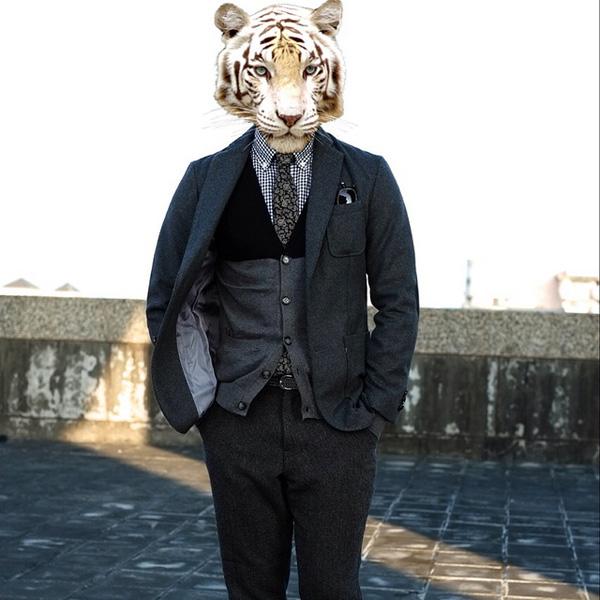 Nick Wooster,秋冬男裝,樂天ZIP,男裝穿搭,軍裝外套