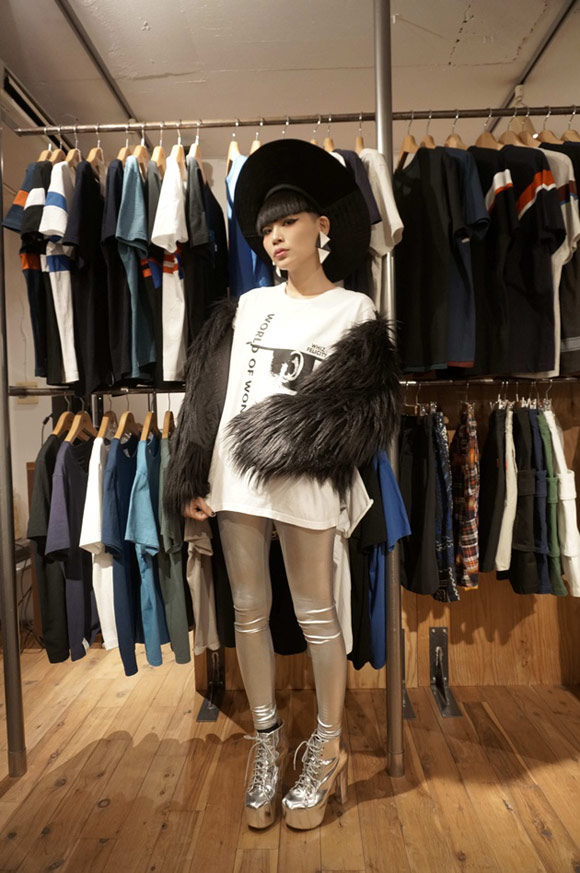 Judy chou, whiz limited, 下野宏明, 前衛單品, 前衛造型