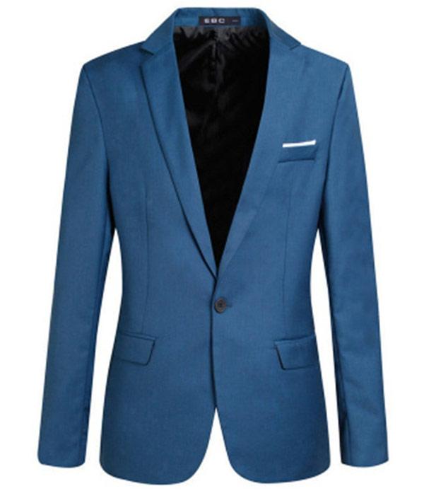 ▲【米蘭精品】【獨家進口】5z9修身男裝男休閒外套正式西裝外套西裝