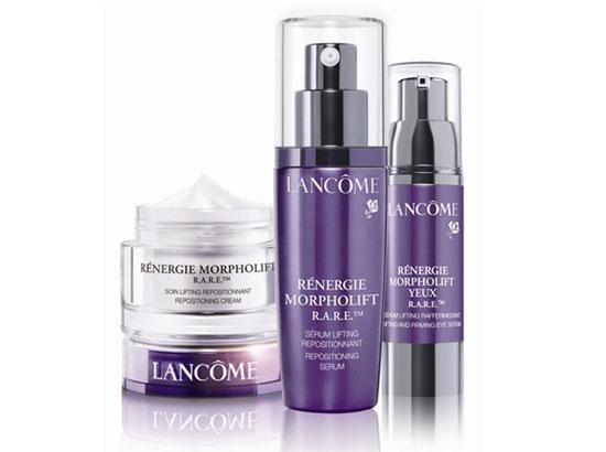 立體緊膚抗皺晚霜、全能修護調理液、全能修護精華