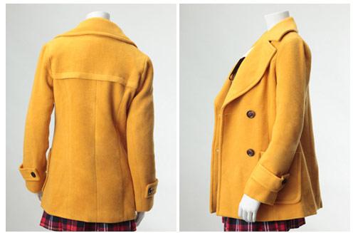 【INGNI】學院派長版西裝外套