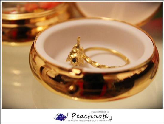 隨身攜帶可以將你的戒指跟項鍊好好收納,不用擔心你的飾品們會翹家