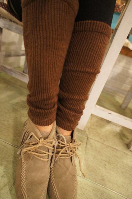 褲管貼身以外,是 厚的羅紋布所以保暖效果也很好呢~